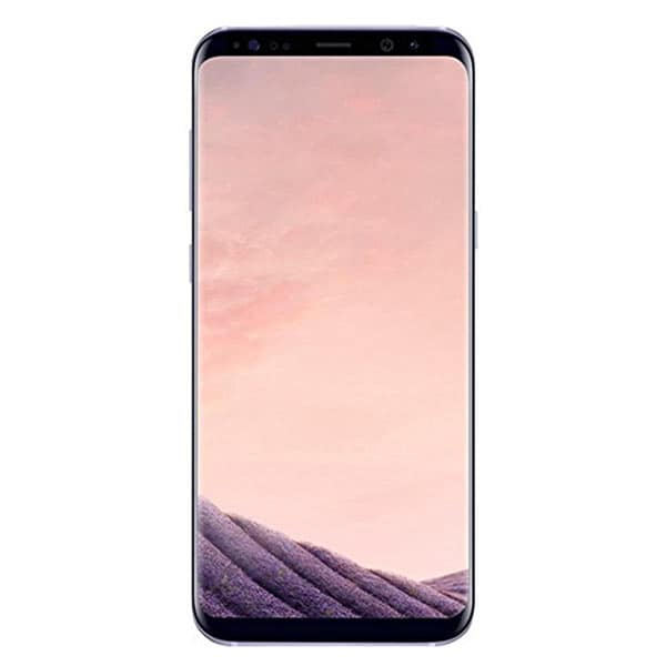 "Samsung Galaxy S8 Plus Pantalla 6.2"" Memoria 64GB Reacondicionado"
