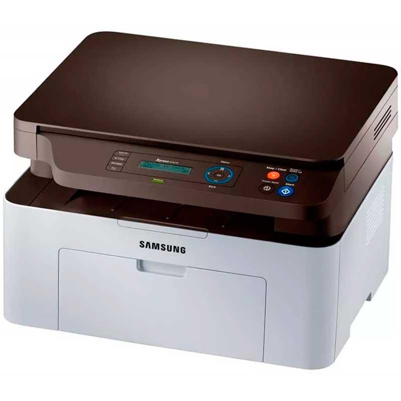 Multifuncional Láser Samsung Xpress Sl-m2070 Monocromática