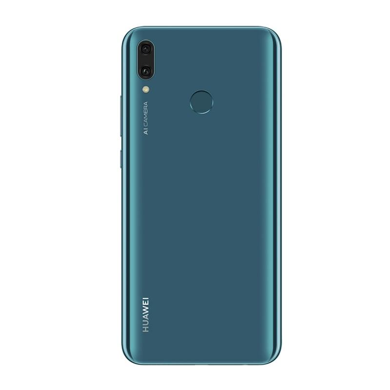 Celular HUAWEI JKM-LX3 Y9 2019 Color AZUL  Telcel