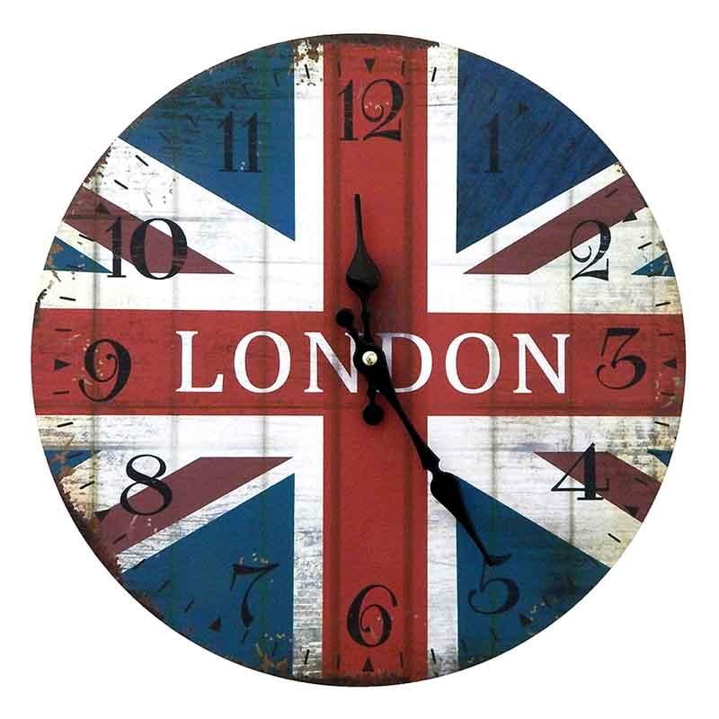 Reloj de Pared Vintage 33 cm London