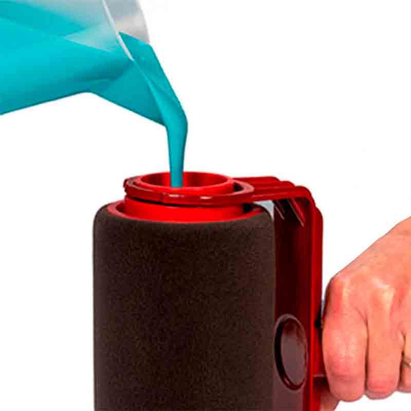 Rodillo de pintura recargable Paint Racer PRO - SKU 102692