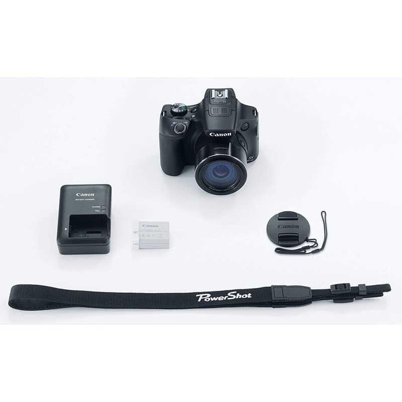 Cámara Digital Canon Powershot Sx60 Hs Zoom 65x 16mp Wifi Nfc