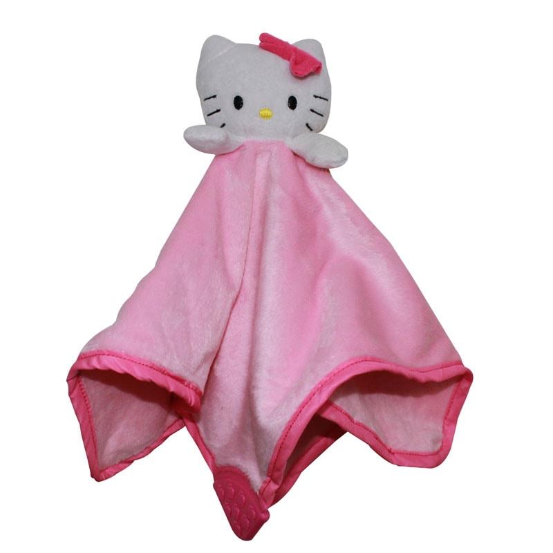 Cobijita Mordedera Hello Kitty