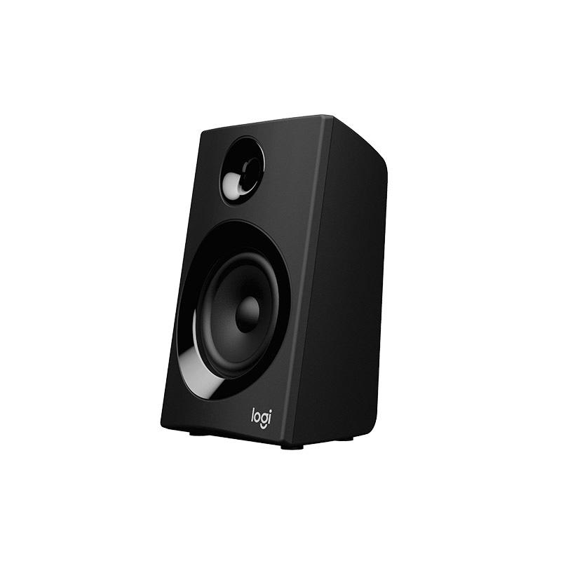Bocinas Logitech Z607 5.1 Canales Bluetooth Sd Usb Fm 80w Con Control Remoto