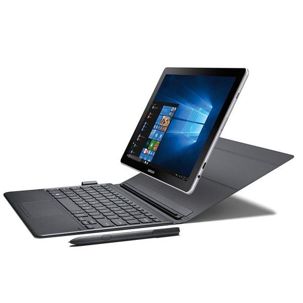 Tableta Samsung Galaxy Book RAM 4GB SSD 128GB con pantalla 10.6'' y Windows 10