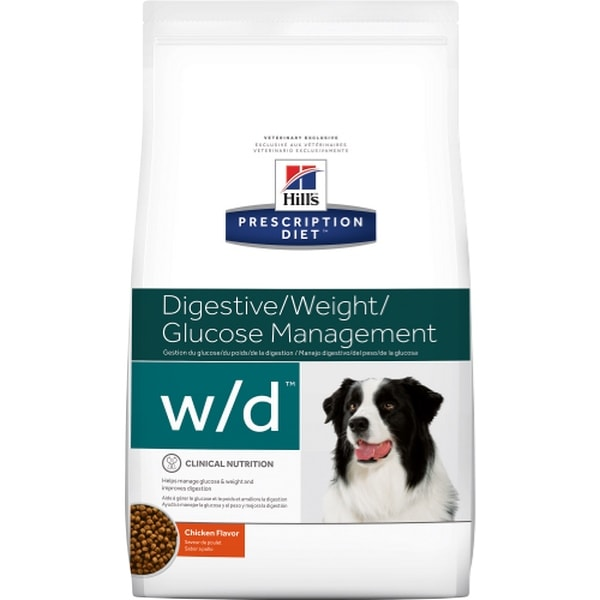 Hills Prescription Diet Alimento para Perro w/d 12.5 Kg