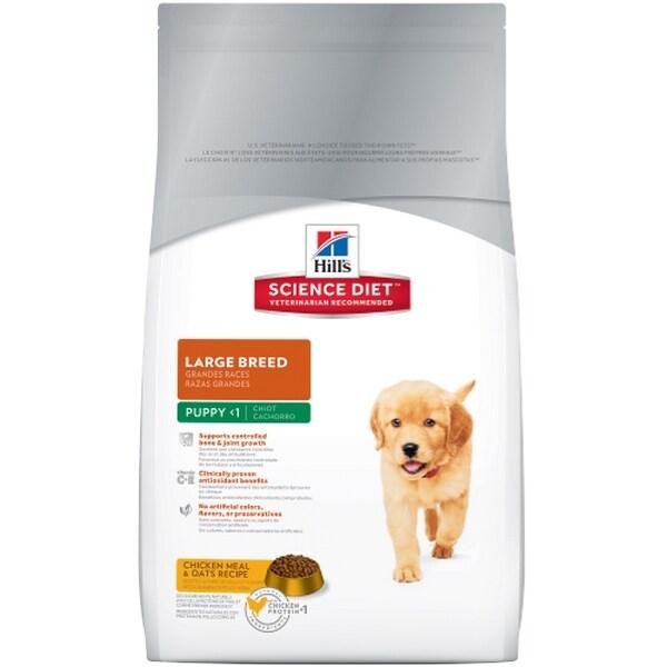 Hills Science Diet Alimento para Cachorro Raza Grande 7 Kg