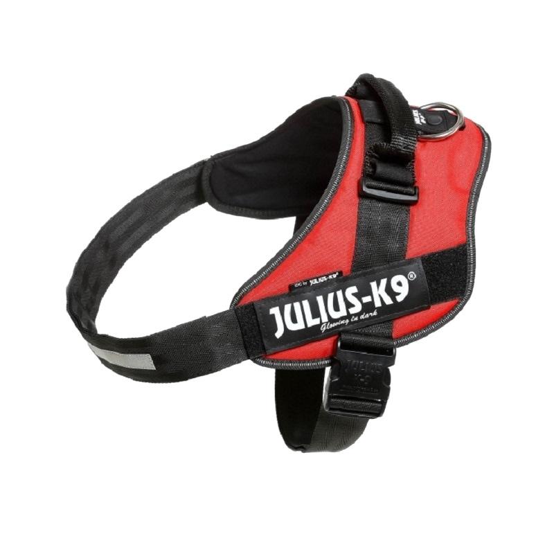 Arnés Perro IDC Power Julius-K9® Rojo Talla 4