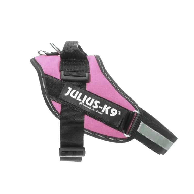 Arnés Perro IDC Power Julius-K9® Rosa Talla 0