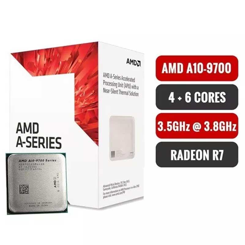 Pc Gamer Xtreme Amd A10 9700 1tb 8gb Video Radeon R7 Legion