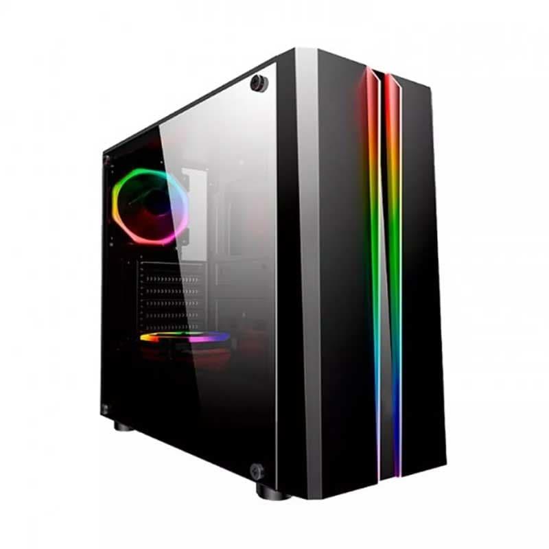 Pc Gamer Xtreme Amd Ryzen 5 2400g Ssd 240gb 8gb 1tb Vega 11