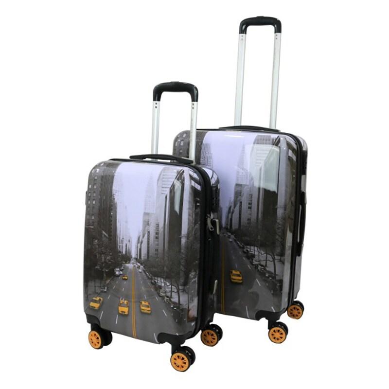 Set de 2 maletas Eurotravel New York