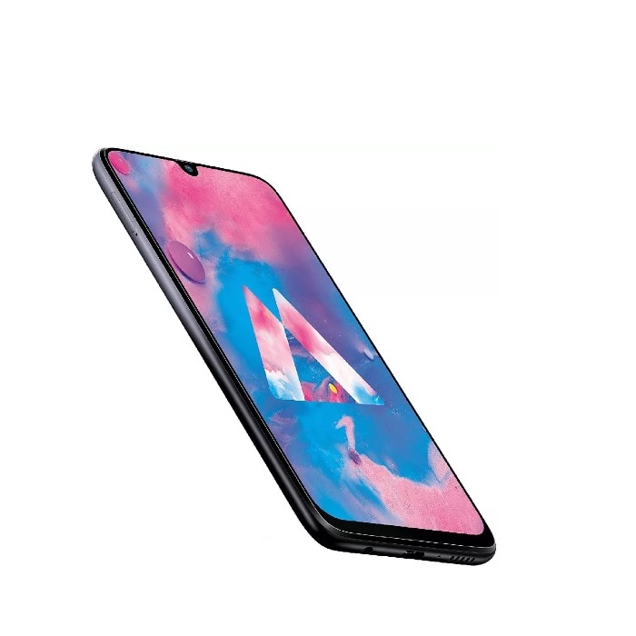 Celular Samsung Galaxy M30 64GB RAM 4GB 3 Camaras Gran Bateria NEGRO