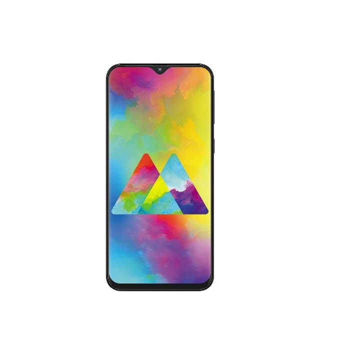 Celular Samsung Galaxy M20 32GB RAM 3GB Super Bateria Nuevo NEGRO