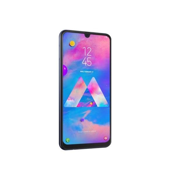 Celular Samsung Galaxy M30 64GB RAM 4GB 3 Camaras Gran Bateria AZUL