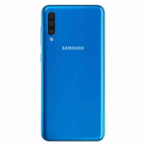 Celular SAMSUNG LTE SM-A505G GALAXY A50 Color AZUL Telcel