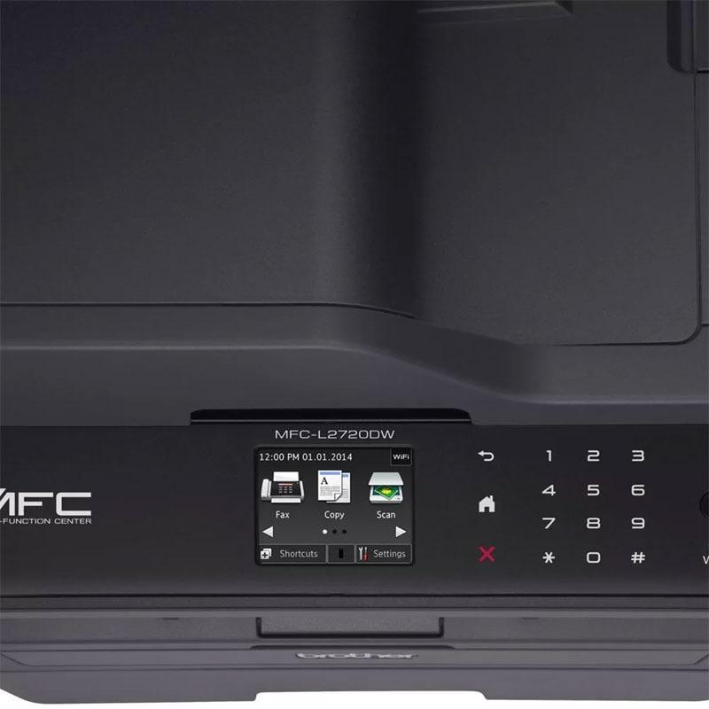 Impresora Multifuncional Brother Mfc-l2720dw Laser 30ppm