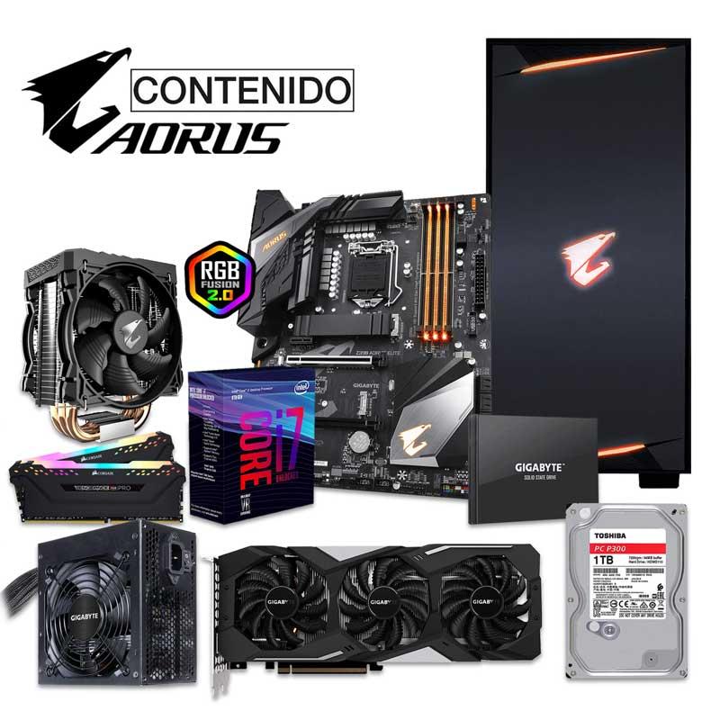 Pc Gamer Xtreme Intel I7 8700k 16gb Ssd 240gb 1tb Rtx 2060