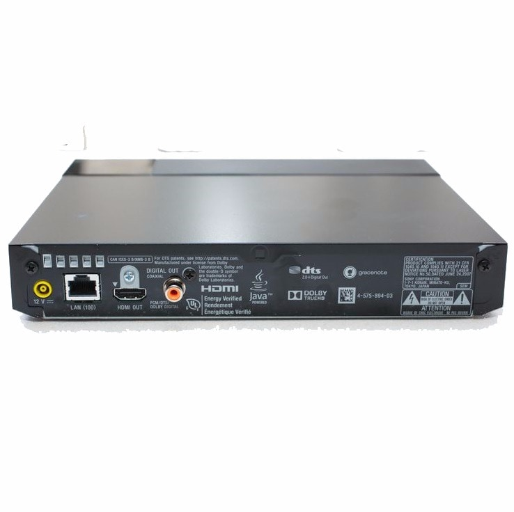 Bluray Sony Full Hd Con Wifi haz Tu Tv Smart Reacondicionado