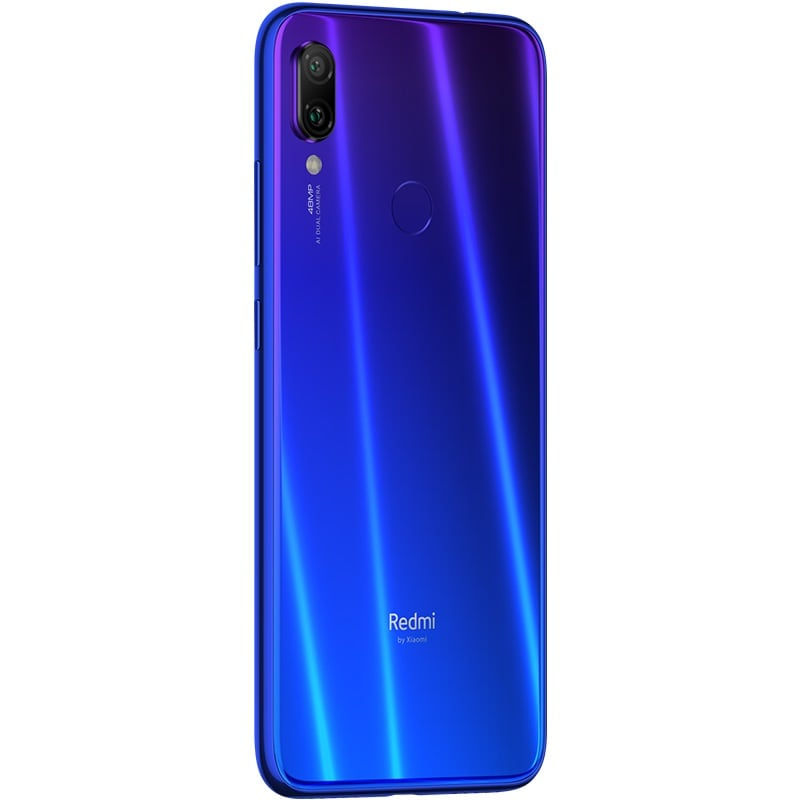 Celular XIAOMI LTE M1901F7H REDMI NOTE 7 Color Azul Telcel