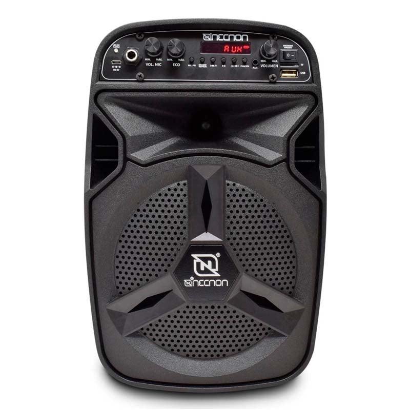 Bafles Amplificados 6.5 Pulgadas Bluetooth Portatil Necnon C