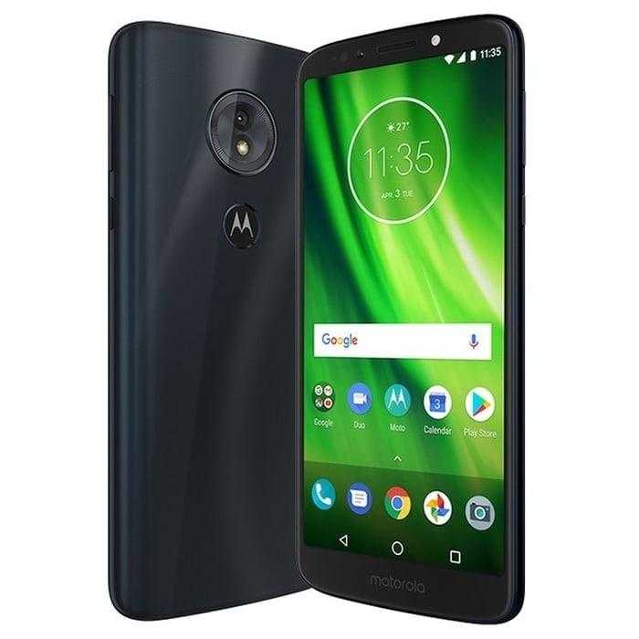 Celular Motorola MOTO G6 PLAY Depp Indigo 16GB 2GB