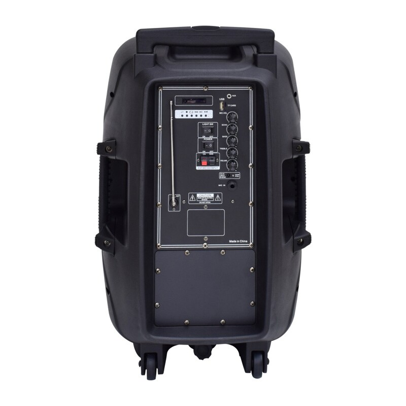 Bafles Amplificados 15 Pulgadas Bluetooth Nb-15c