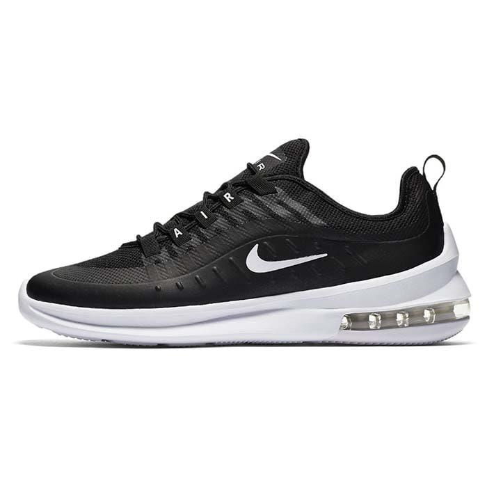 zapatillas de skate brillo encantador vívido y de gran estilo Tenis Nike Air Max Axis Negro/Blanco - AA2146 003