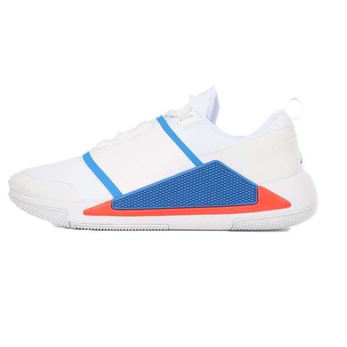 Tenis Nike Jordan Delta Speed Blanco/Azul/Naranja - AJ7984 101