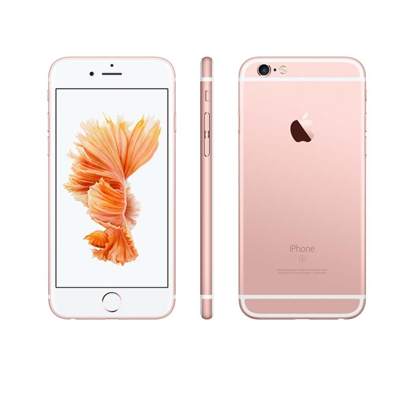 Celular APPLE IPHONE 6S Color ROSA DORADO 32GB Telcel