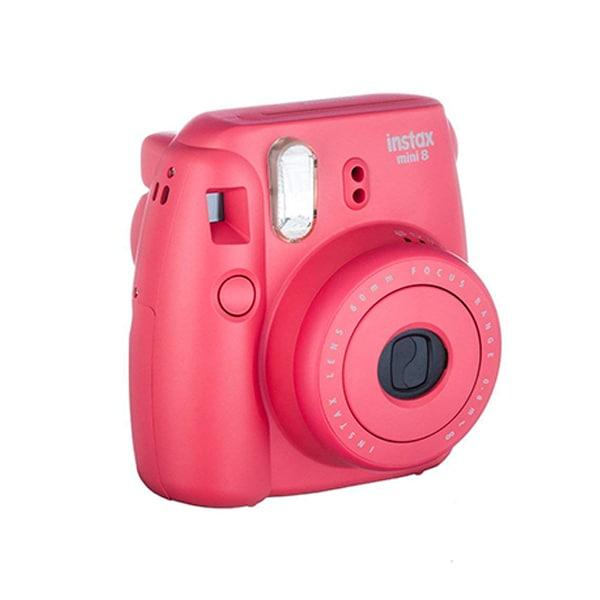 Cámara Instantánea Fujifilm Intax Mini 8 Frambuesa