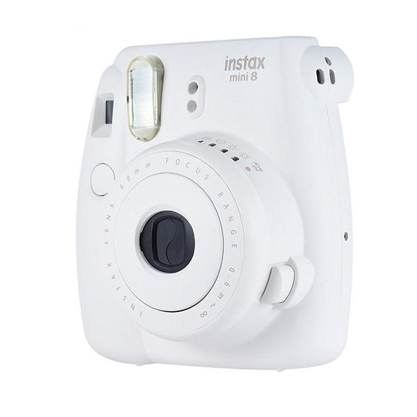 Cámara Instantánea Fujifilm Intax Mini 8 - BLANCA