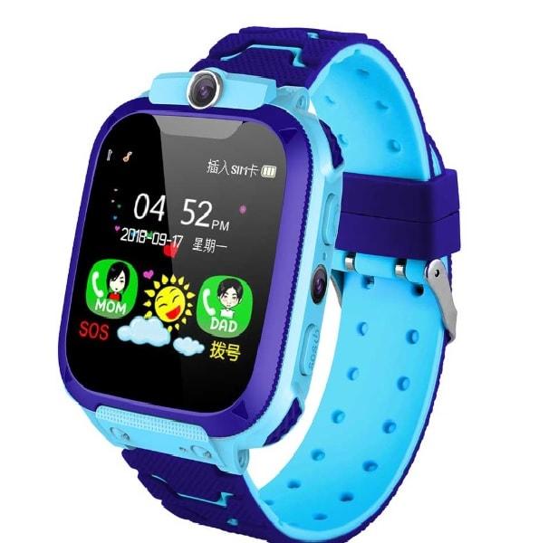 baratas para descuento e275b b5eaa Reloj inteligente con GPS para niños contra agua y con cámara fotogr