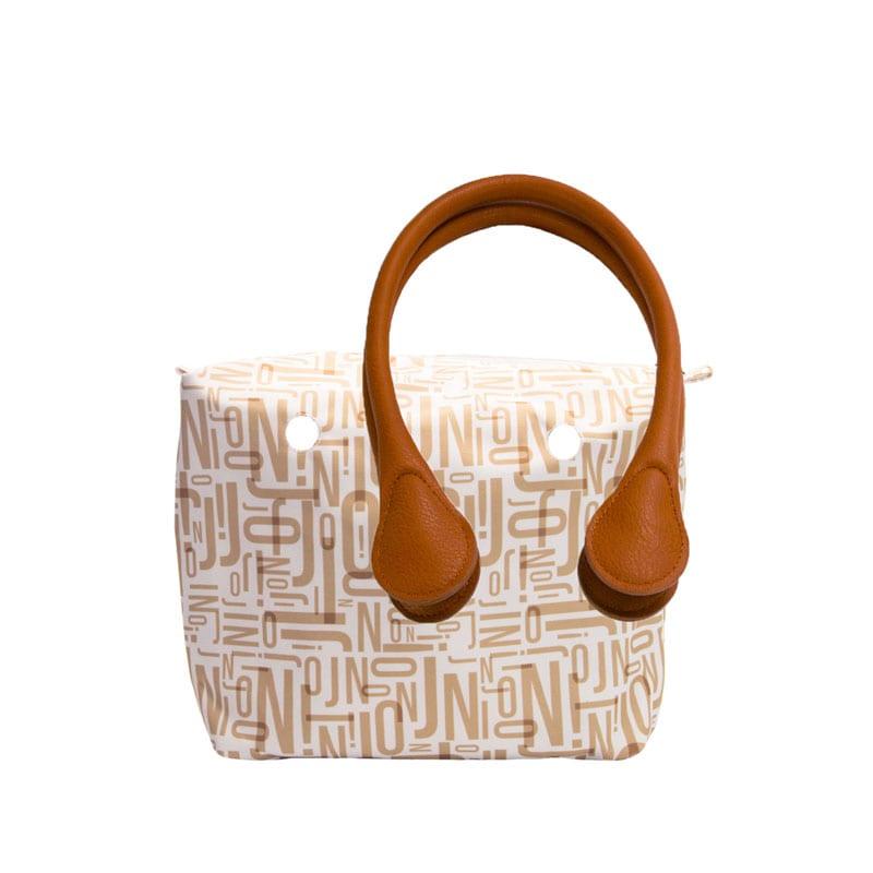 Bolsa para mujer, JOIN! HANDBAGS , clasica, Color BLANCO