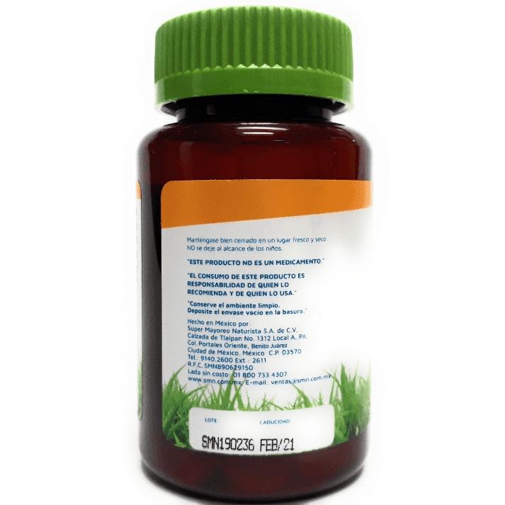 Suplemento Alimenticio Vitamina C 60 tabletas