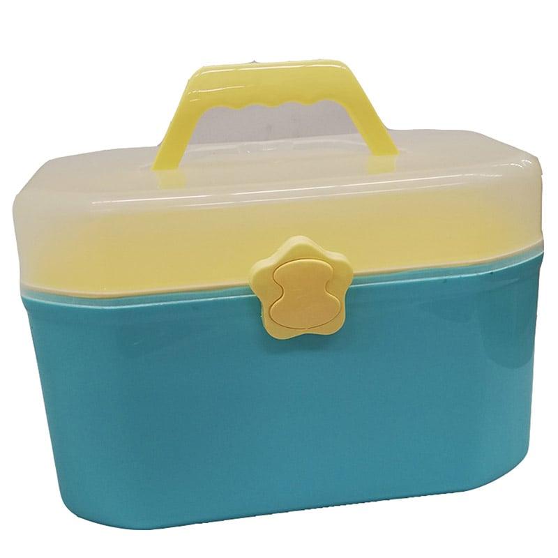 Cosmetiquera de Plastico Basket - FoodKeepers