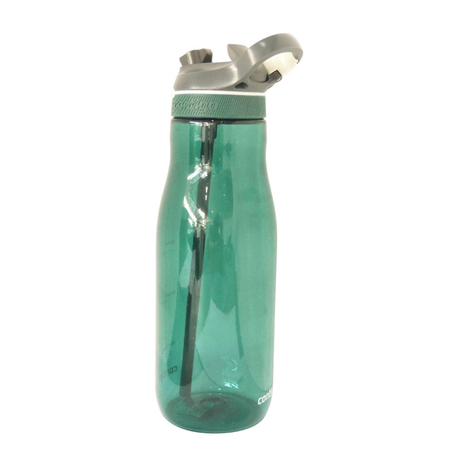 Botella Plastica Para Agua 40 Oz Autospout Ashland Acelga Contigo