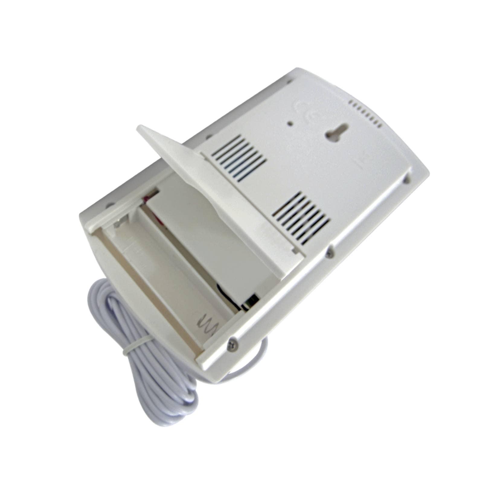 Termometro Digital Multifunciones Higrometro,alarma ,humeda