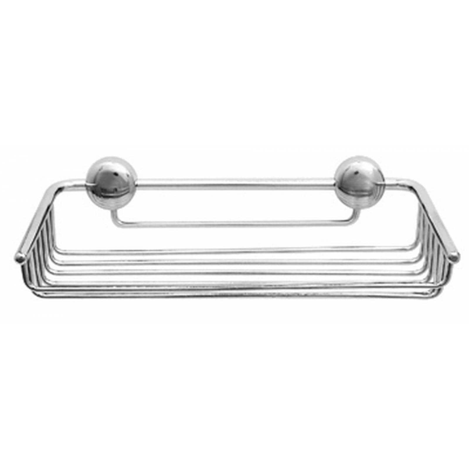 Repisa portajabón rectangular para regadera INOX 9610 URREA