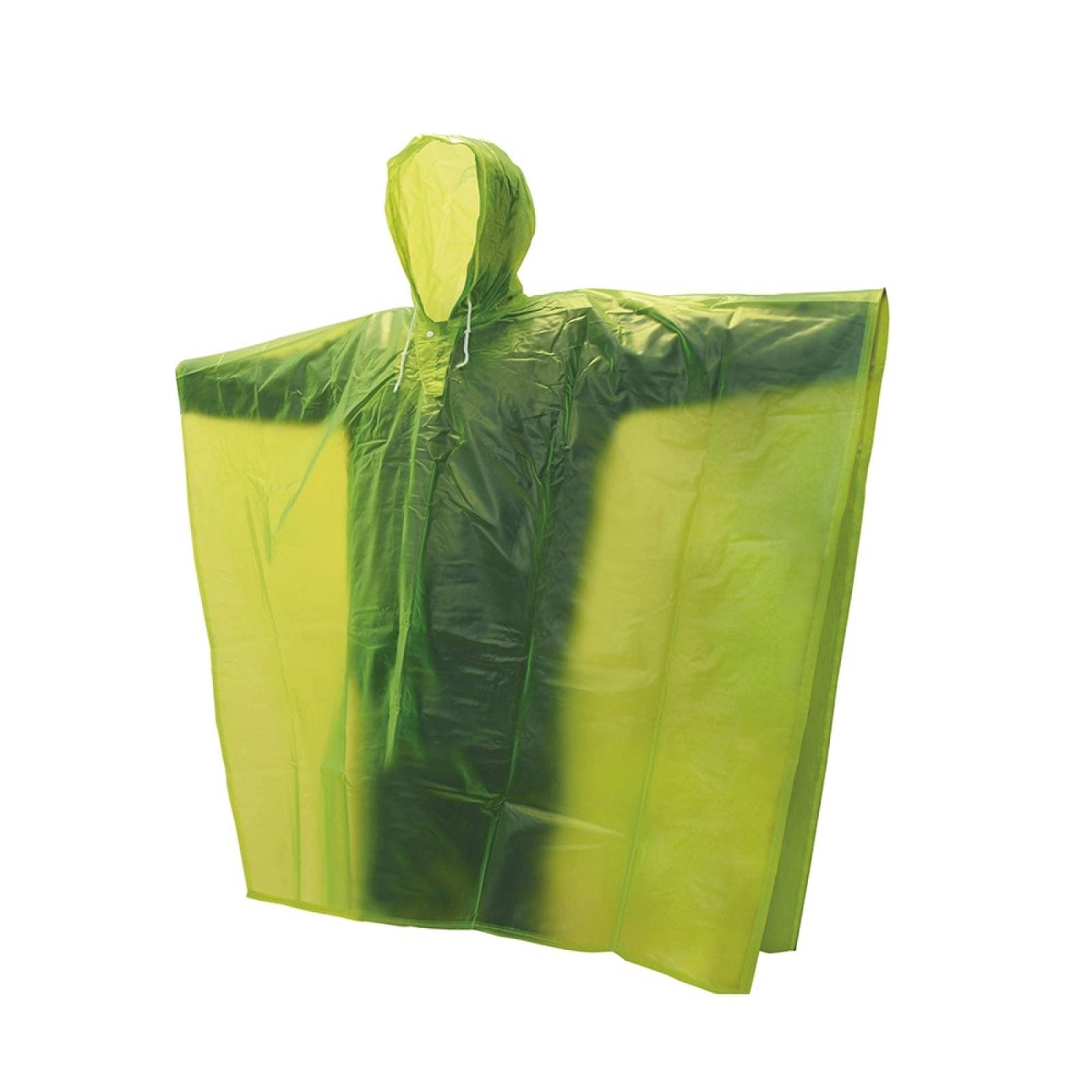 Poncho impermeable alta visibilidad unitalla 137537 Surtek