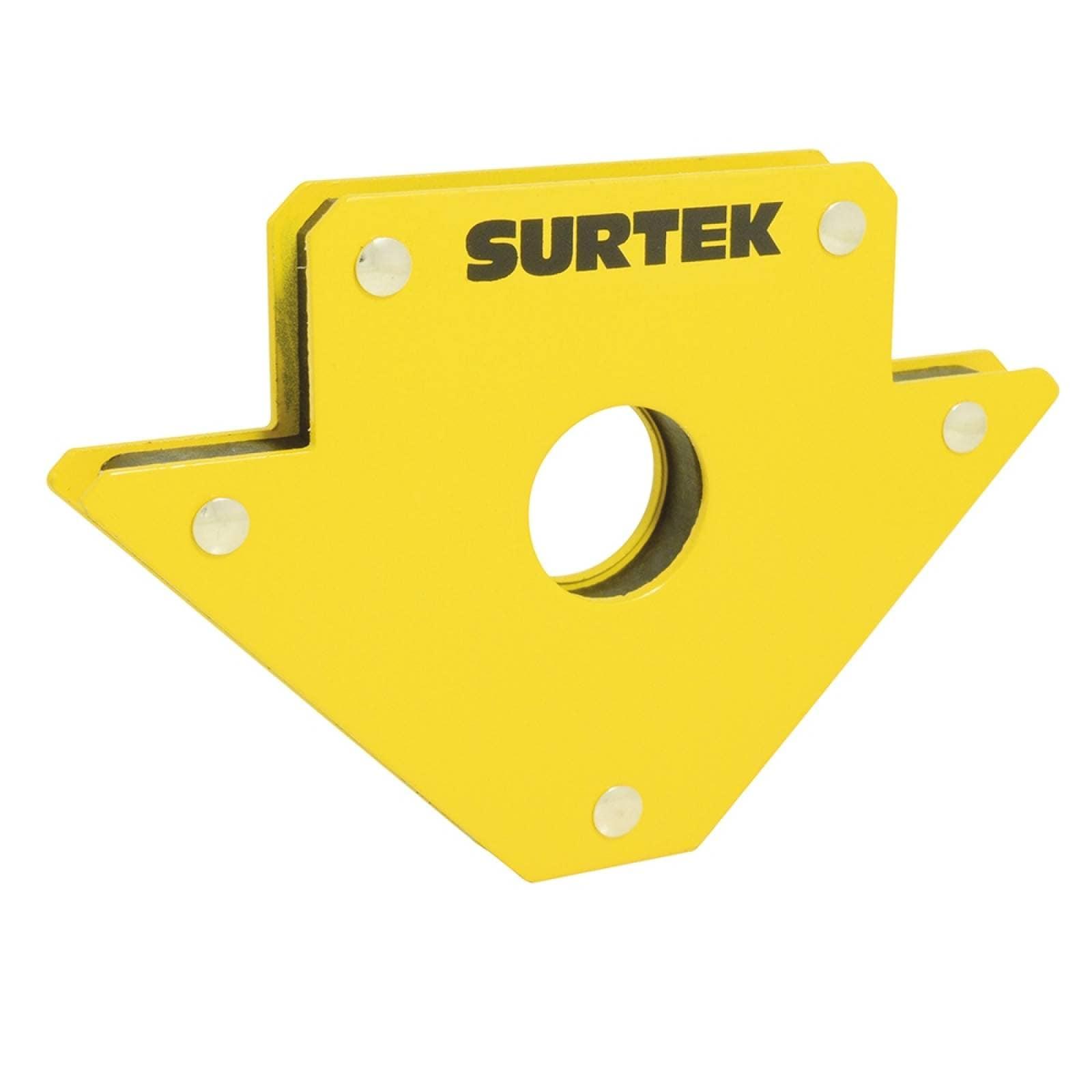Esquina magnética para soldar 75lb 123282 Surtek