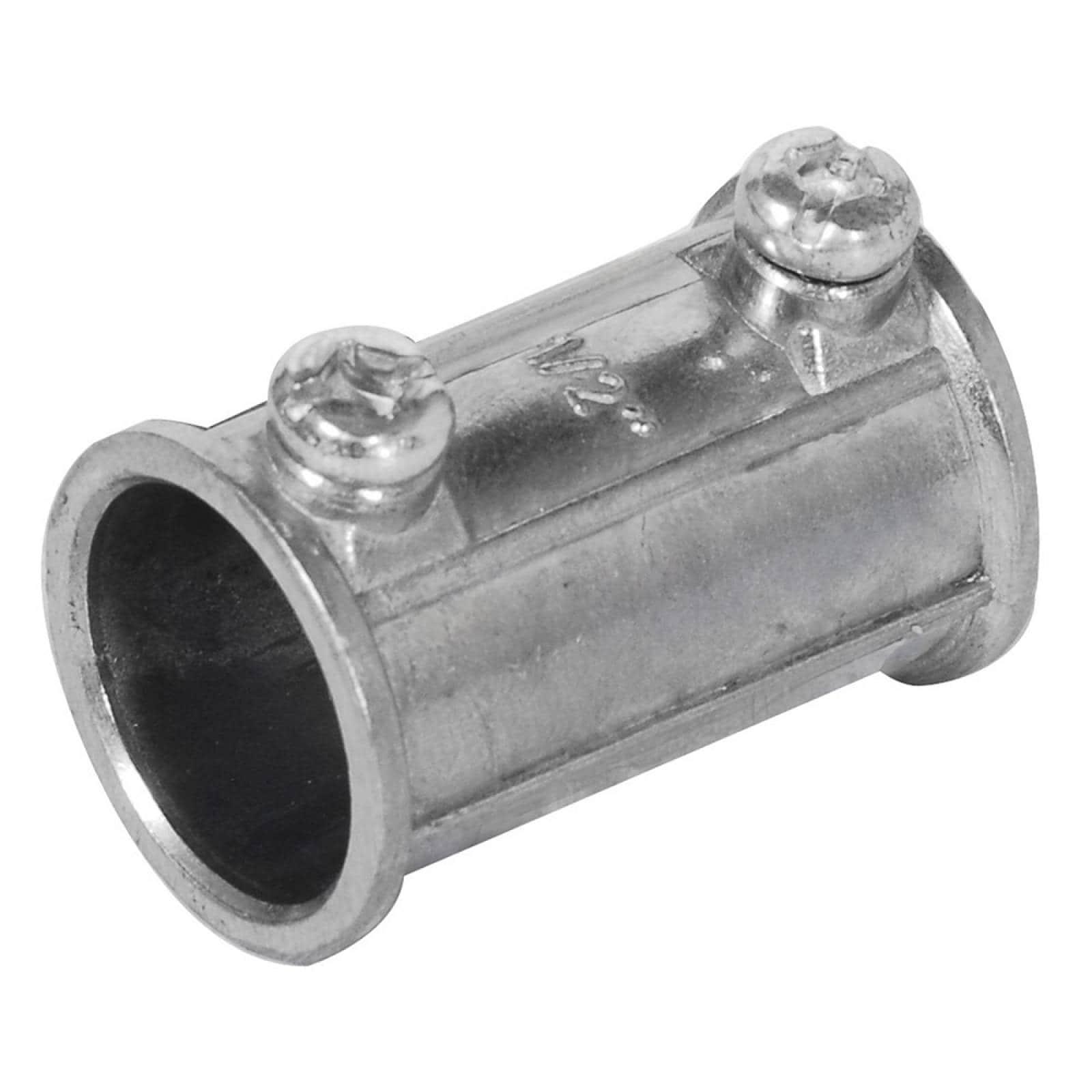 "Cople para tubo conduit de pared delgada 1/2"" 136828 Surtek"