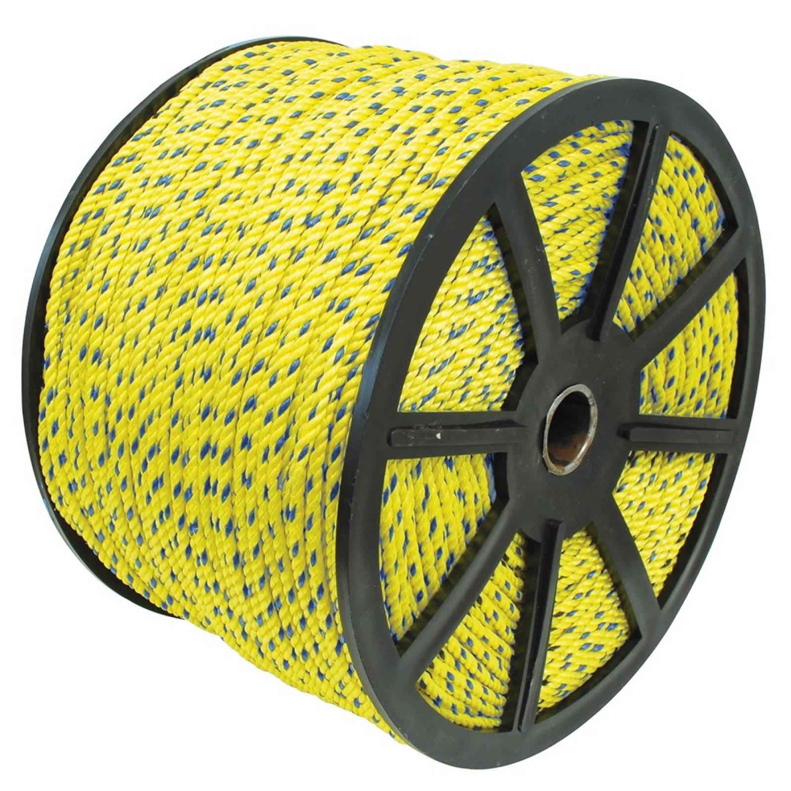 Cuerda de polipropileno 6 mm, 22 kg 138201 Surtek