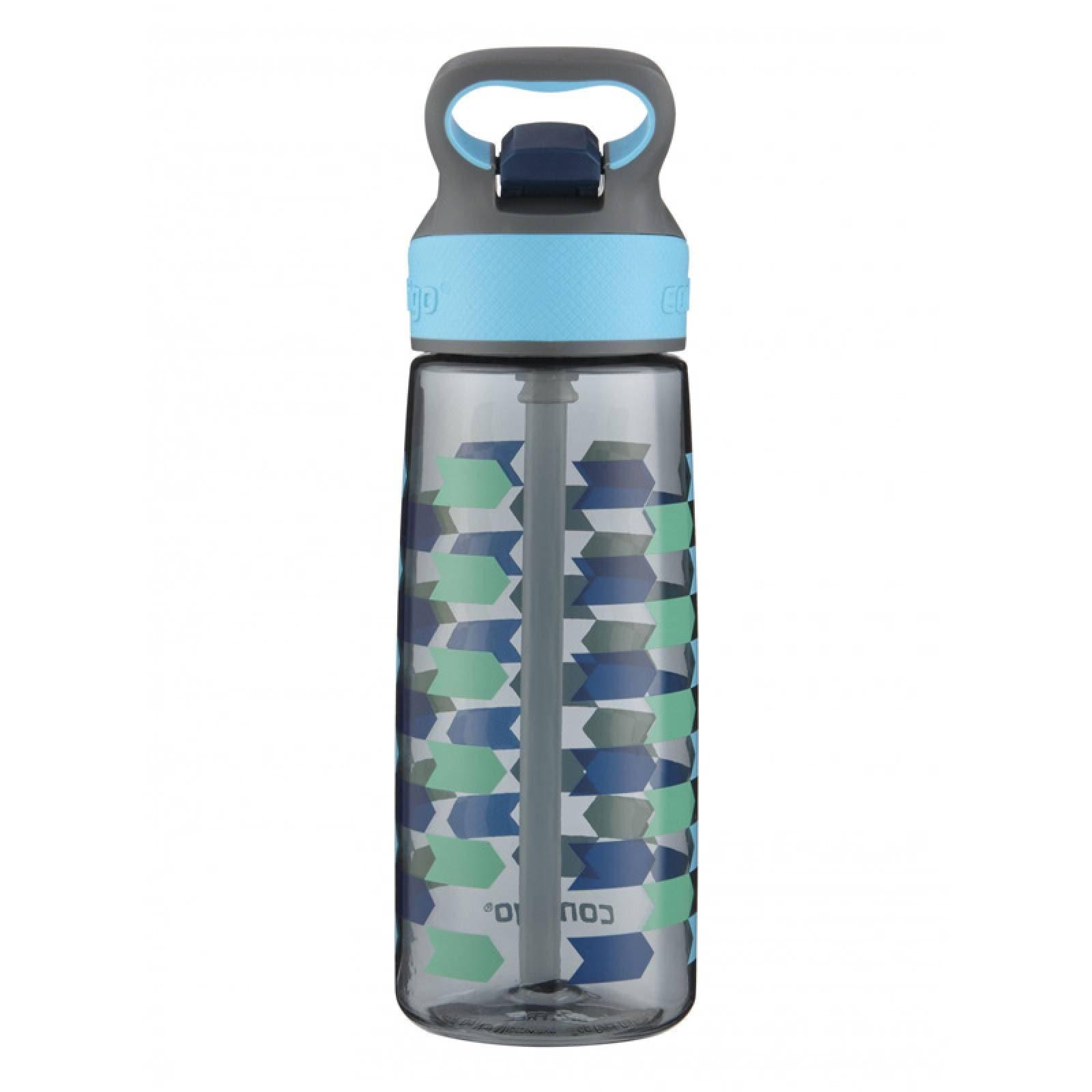 Botella Para Niños 20 Oz Autospout  Flechas Azules Contigo