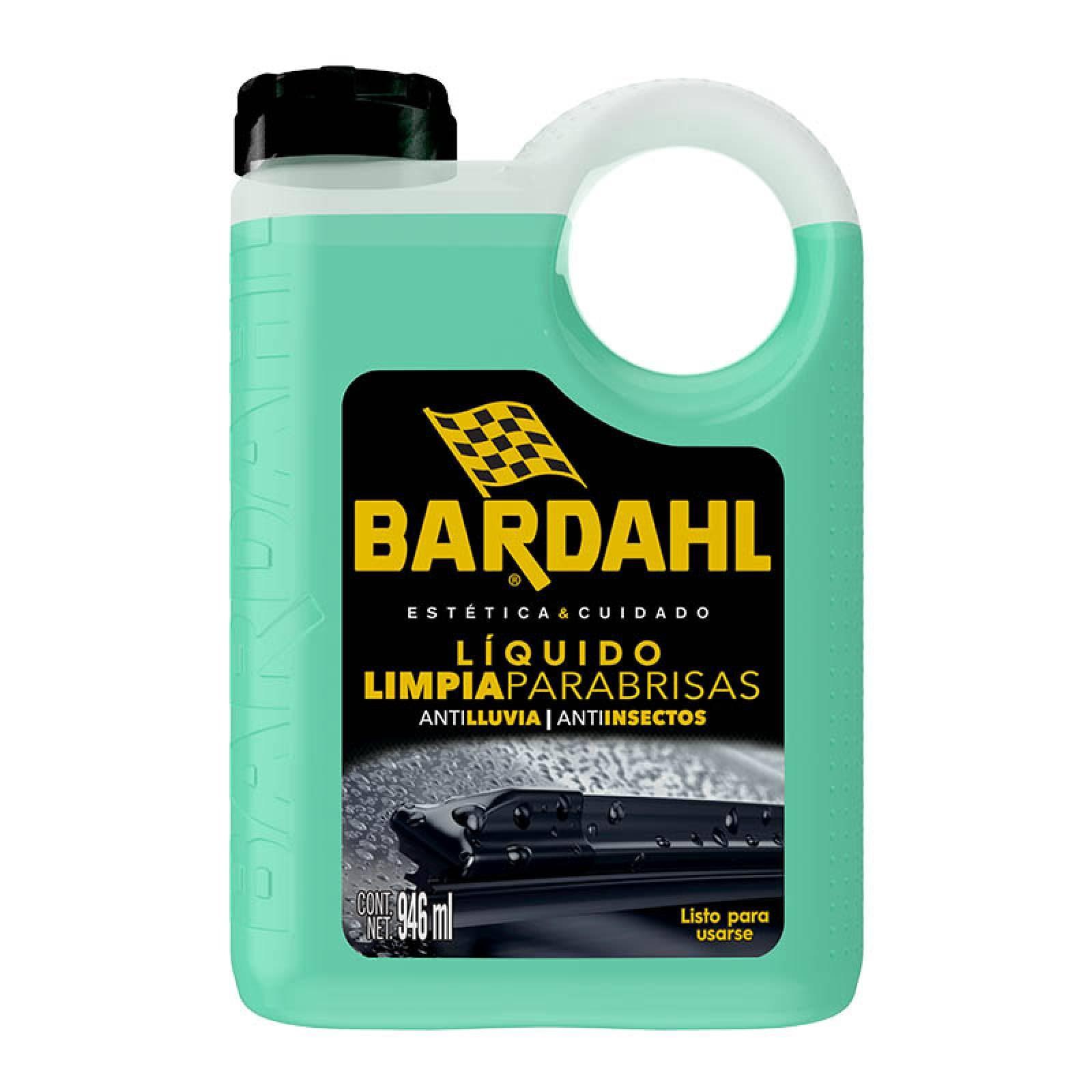 Bardahl Limpia Parabrisas Anti-Lluvia Anti-Insectos 946 Ml