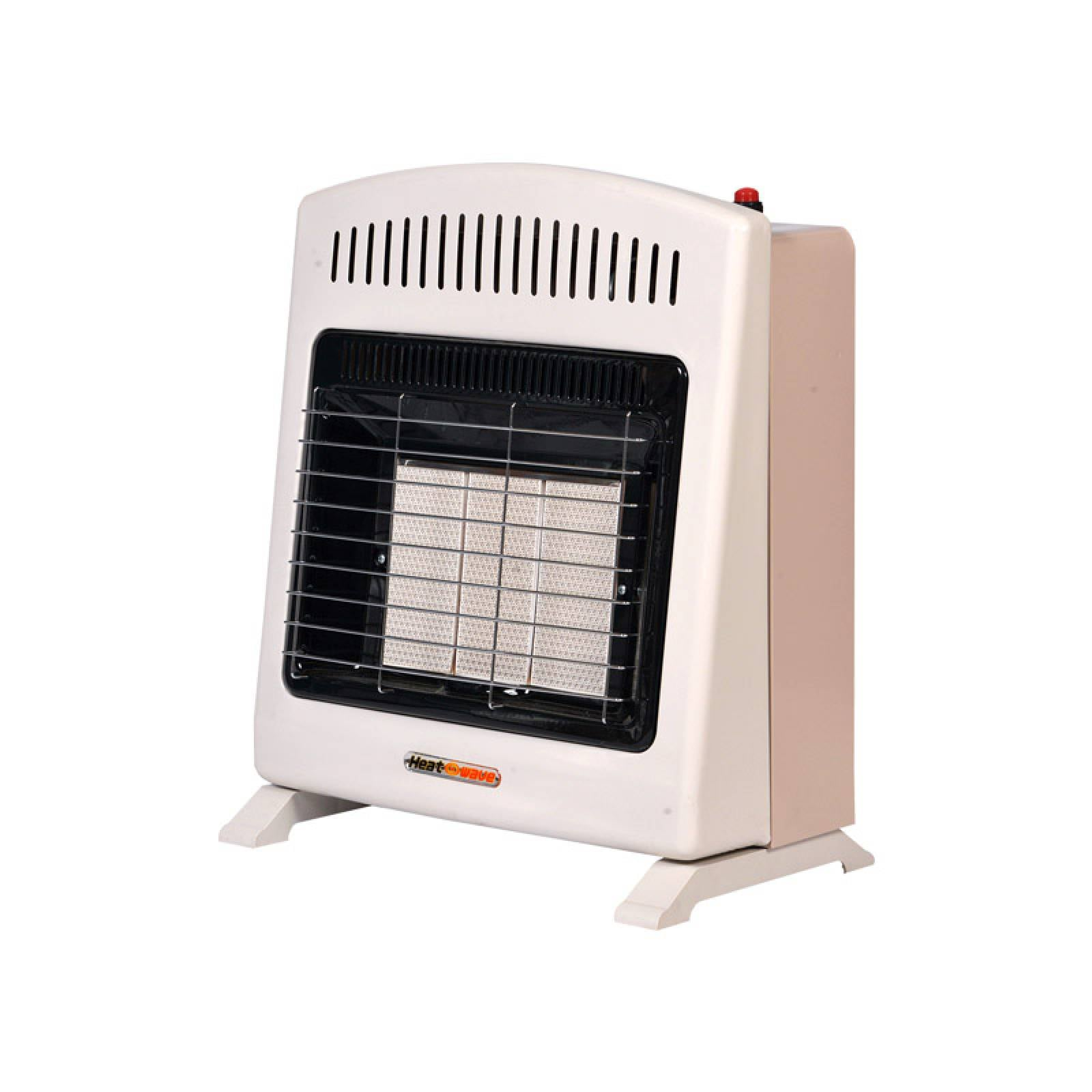 Calefactor Infrarojo 3 Radiantes Gas Nat HG3W-NAT Heat Wave