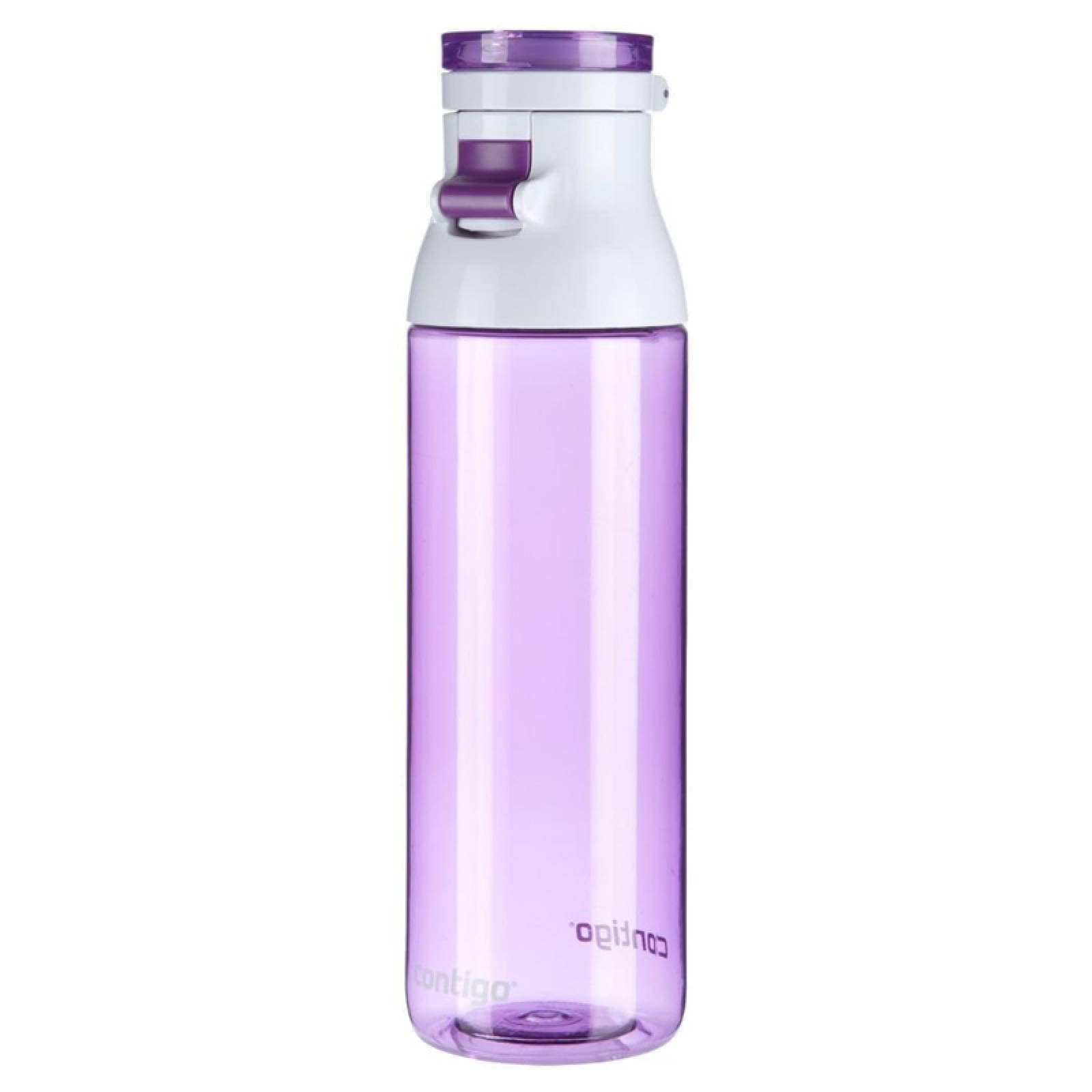Botella De Agua 24 Oz Plastico Jackson Lila Contigo