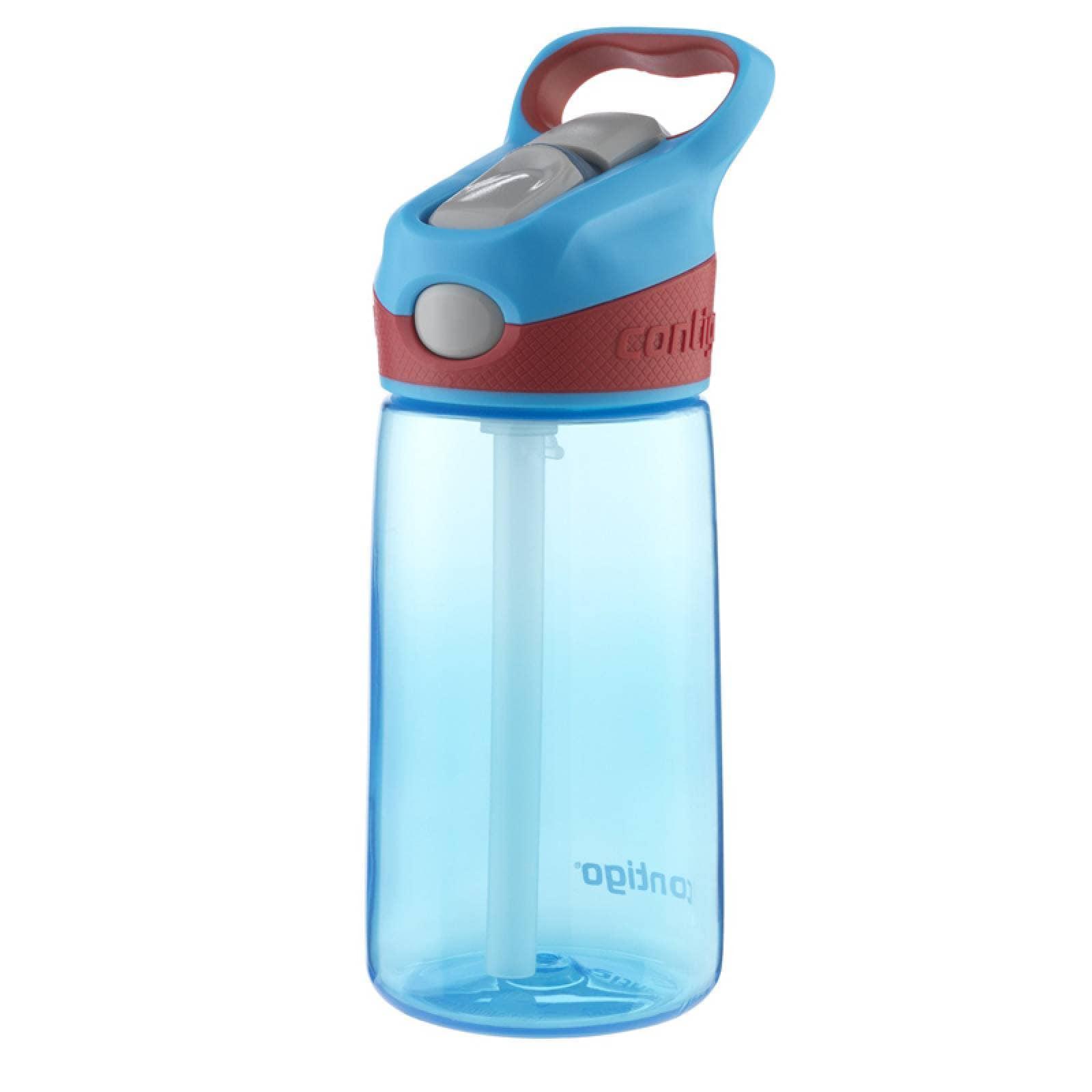 Botella Niños 14 Oz Sistema Autospout Azul Electrico Contigo