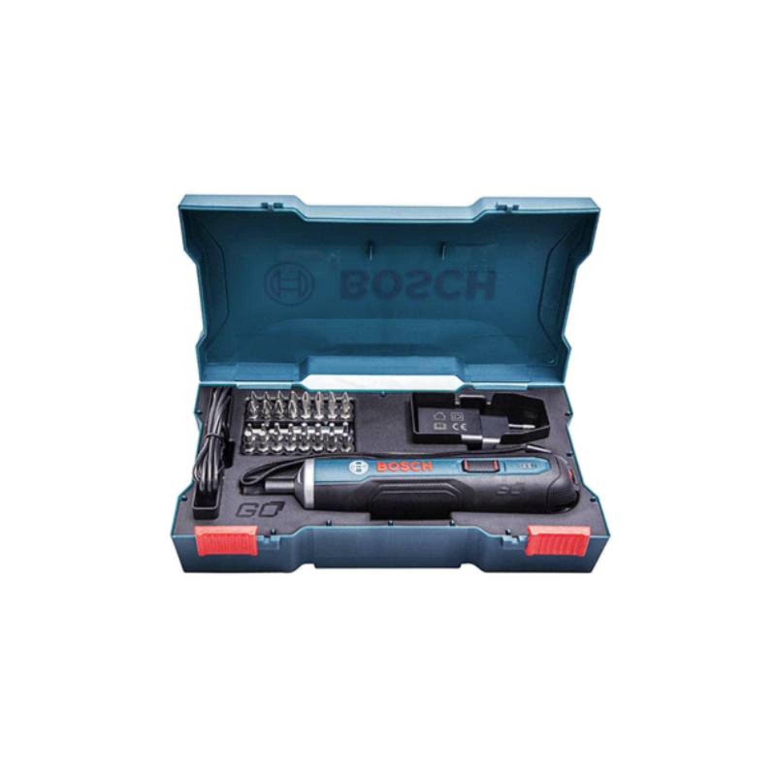 Atornillador / Desatornillador Inalámbrico Go +33 Acc Bosch