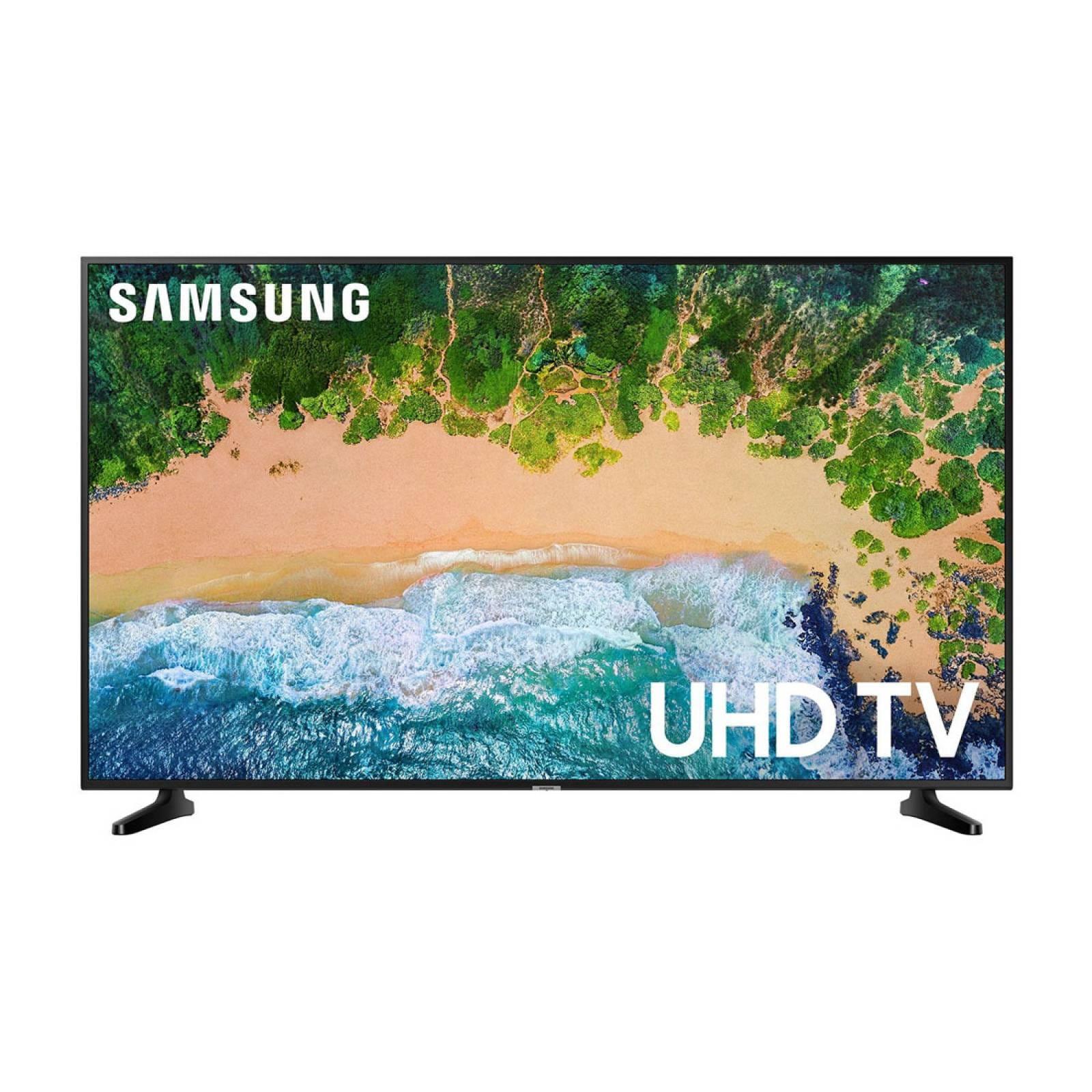 Pantalla Smart TV 50 Pulg Led 4K Web UN50NU6950FXZA Samsung